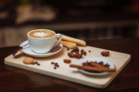 franchise café